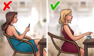 8 quy tắc giúp các nàng thanh lịch, trang nhã