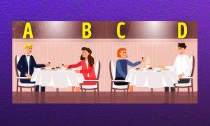 Ai là vị khách nghèo nhất?