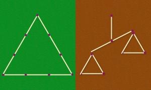 Bạn thông minh đến đâu khi xử lý bài toán que diêm? (3)