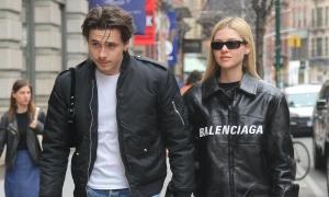 Brooklyn Beckham bảnh hẳn lên từ khi yêu con gái nhà tỷ phú