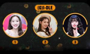 Ai không phải là thành viên của nhóm (G)I-DLE?