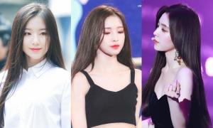 7 'nữ thần' có suối tóc dài quyến rũ nhất Kpop