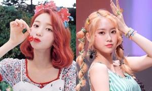 Binnie hay Ji Ho là visual của Oh My Girl?