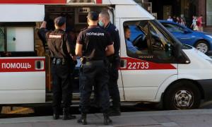 Nữ cảnh sát Nga ngã từ cửa sổ chết