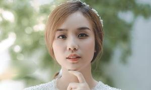 Bảo Ngọc đăng ảnh lần đầu mặc váy cưới sau ly hôn Hoài Lâm