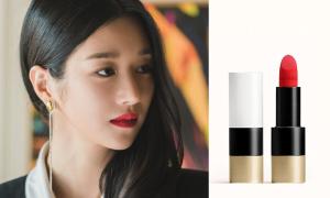 Seo Ye Ji chứng minh 'son đắt tiền không bằng hợp mặt'
