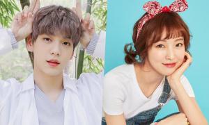 2 visual đậm khí chất diễn viên trở thành MC mới của Music Bank