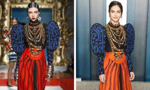 Những celeb mặc đồ đẹp hơn cả người mẫu runway