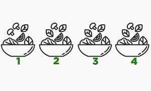 Tô salad nào khác biệt?