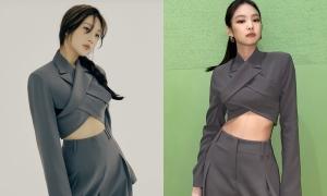 Joy (Red Velvet) bị 'ném đá' vì liên tục bắt chước Jennie (Black Pink)