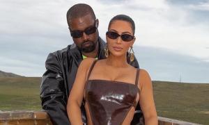Kim Kardashian lên tiếng về bệnh tâm thần của Kanye West