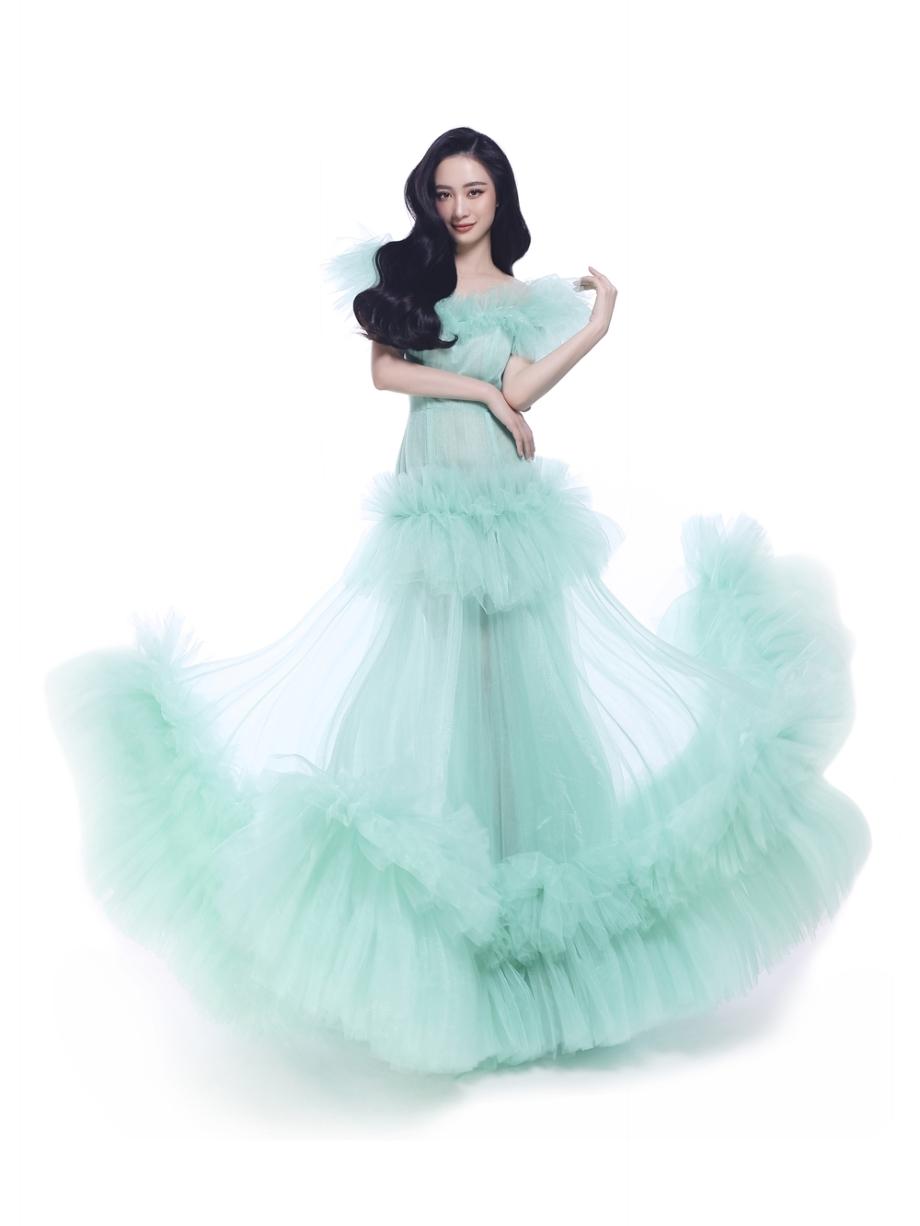 5 công chúa 'mỗi người một vẻ' của NTK Nguyễn Minh Công
