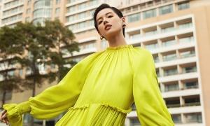 Khánh Linh, Tiểu Vy mix trang phục Công Trí