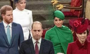 Quan hệ căng thẳng giữa Harry - Meghan và hoàng gia Anh trước 'Megxit'