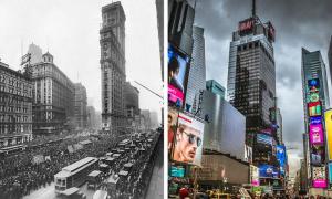 Thế giới đã thay đổi ra sao sau 100 năm