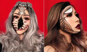 Cô giáo mầm non bỏ nghề để thành nghệ sĩ makeup