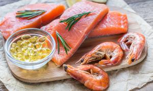 Lợi ích của omega 3 với người chạy bộ