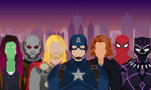 Fan Marvel nhìn icon đoán phim cực đỉnh