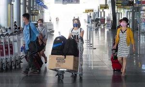 33 người tại TP HCM có triệu chứng hô hấp khi về từ Đà Nẵng