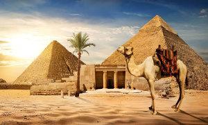 Bạn biết bao nhiêu về kim tự tháp Giza?