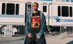 Bad Bunny - chàng rapper có style 'siêu dị'