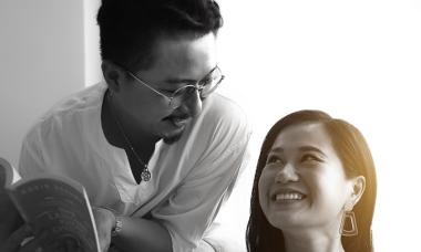 Lâm Vỹ Dạ - Hứa Minh Đạt hát kỷ niệm 10 năm cưới