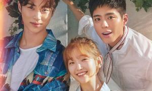 Park Bo Gum nổi bật trên poster phim mới 'Record of Youth'