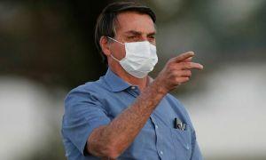 Tổng thống Brazil bị nhiễm trùng