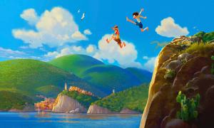 Pixar ra phim hoạt hình mới với bối cảnh Italy thơ mộng