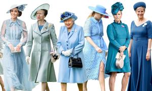 Tại sao người giàu có, quyền lực thích mặc màu xanh?