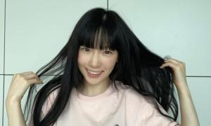 Tae Yeon chứng minh đẳng cấp visual với tóc mái bằng