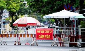 'Bệnh nhân 641' là sinh viên ĐH Kỹ thuật Y Dược Đà Nẵng, ở ký túc xá