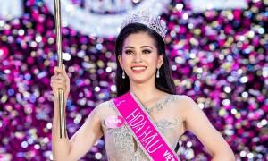 Hoãn tổ chức Hoa hậu Việt Nam