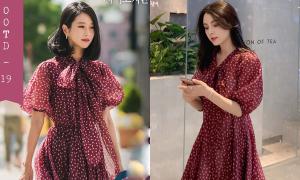 Rầm rộ thời trang ăn theo Seo Ye Ji trong 'Điên thì có sao'