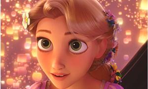 Công chúa tóc mây là 'Repunzel' hay 'Rapunzel'?