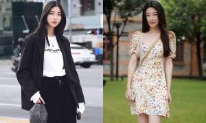 Street style hè khác biệt rõ rệt của giới trẻ Trung - Hàn
