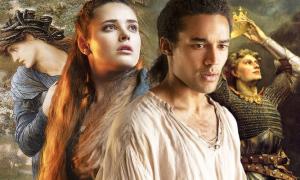 'Cursed' đã viết lại truyền thuyết Vua Arthur như thế nào?