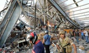 Số người chết ở vụ nổ Beirut tăng gấp đôi sau một ngày
