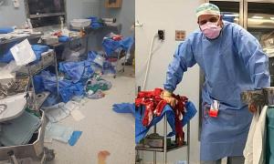 Bác sĩ kể về 52 giờ cứu nạn nhân ở thảm họa Lebanon