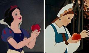 Phim hoạt hình nổi tiếng khác biệt thế nào khi 'đổi quốc tịch'