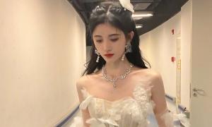 Cúc Tịnh Y bị chỉ trích kênh kiệu, đuổi fan khỏi thang máy