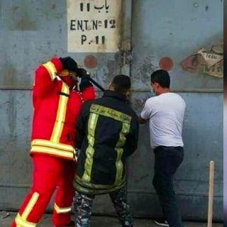 Vụ nổ Beirut: 3 lính cứu hỏa trong một gia đình gặp nạn