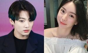 Jung Kook (BTS) bị đồn hẹn hò... hôn thê cũ của Park Yoo Chun