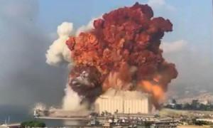 Chuyên gia nói thảm họa ở Beirut giống như 'nổ kho vũ khí'