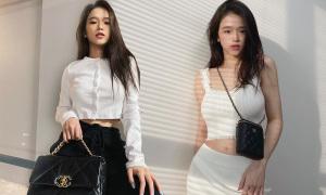 Linh Ka chuộng túi Chanel trăm triệu đồng