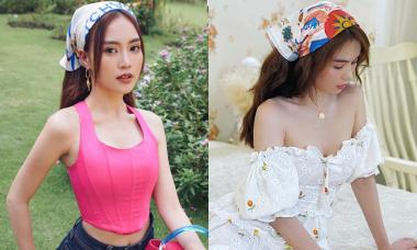 Kiểu tóc 'cô gái Hà Lan' được mỹ nhân Việt đồng loạt bắt chước