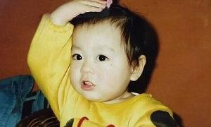 Nhóc tỳ xinh yêu này là idol Hàn nào? (4)