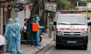 'Bệnh nhân 867' tại Hà Nội nhiễm nCoV từ Hải Dương