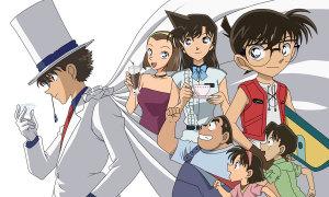 Bạn hiểu biết về Detective Conan và Magic Kaito đến đâu? (4)