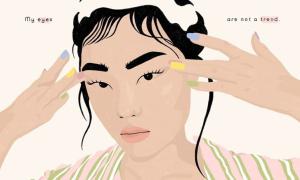 Tại sao người Mỹ gốc Á phẫn nộ với trào lưu trang điểm mắt cáo?